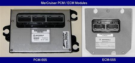 Mercury Mercruiser PCM engine control module