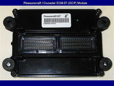 Pleasurecraft Crusader ECM engine control module