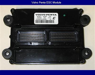 Volvo EGC engine control module
