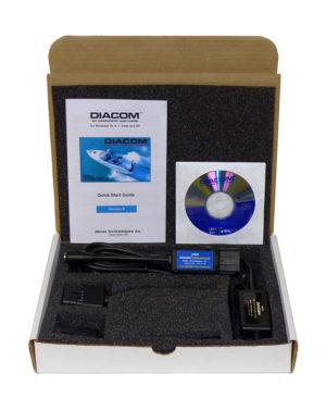 Marine Engine Diagnostic Scan Tool TechMate Pro 94070